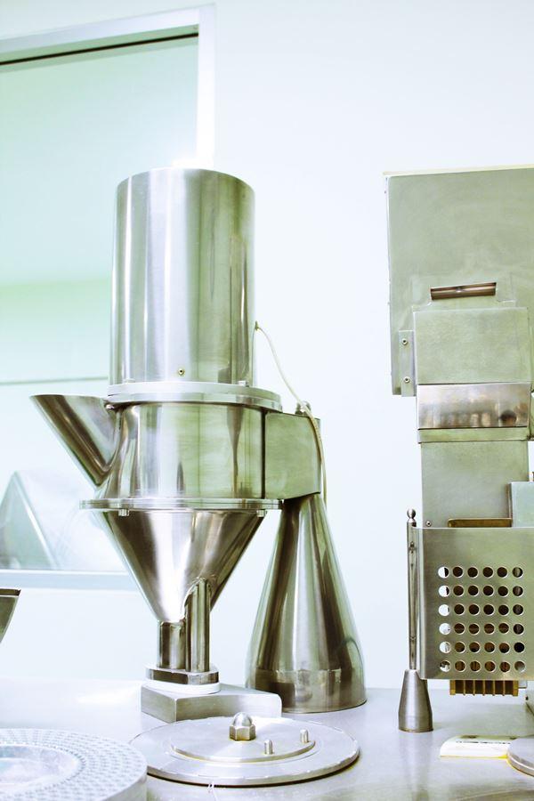 เครื่องจักรในการผลิตได้รับรองด้วยมาตราฐานสากล
