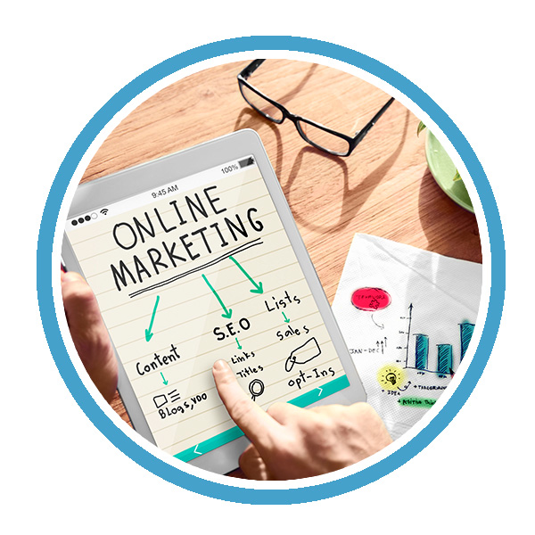 รับทำ Online Marketing