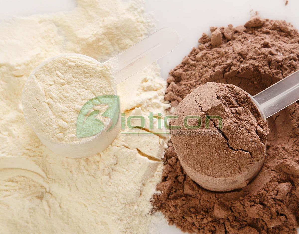 ผลิตอาหารเสริมแบบผงชงดื่ม bioticon