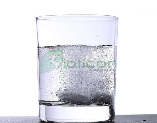 อาหารเสริมแบบเม็ดฟู่ ผงฟู่ เม็ดฟู่ Bioticon